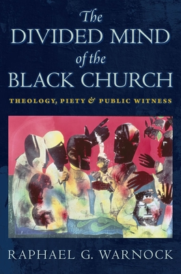 The Divided Mind of the Black Church Cover