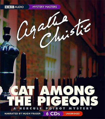 Cat Among the Pigeons Cover Image
