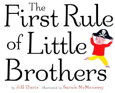 The First Rule of Little Brothers Cover