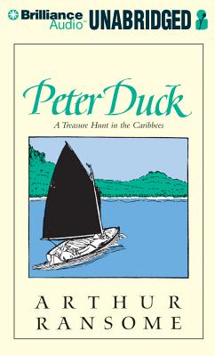 Peter Duck: A Treasure Hunt in the Caribbees (Swallows and Amazons #3) Cover Image