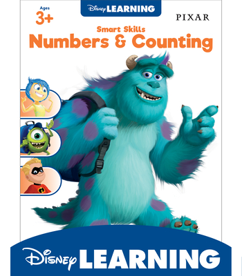 Smart Skills Numbers & Counting, Ages 3 - 5 Cover Image