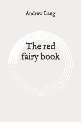 The red fairy book: Original Cover Image