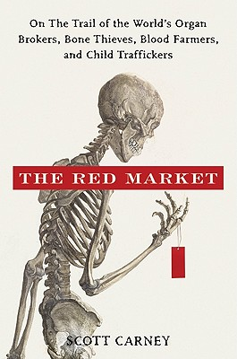 The Red Market Cover