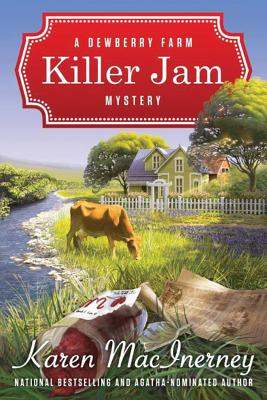Killer Jam (Dewberry Farm Mysteries #1) Cover Image