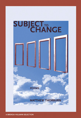 Cover for Subject to Change