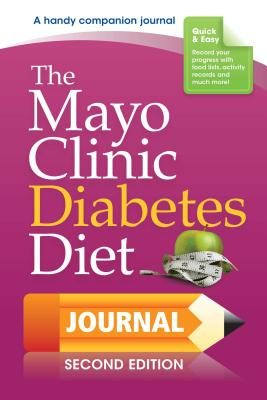 Cover for The Mayo Clinic Diabetes Diet Journal