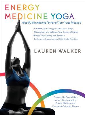 Energy Medicine Yoga Cover