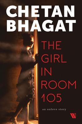 Cover for The Girl in Room 105