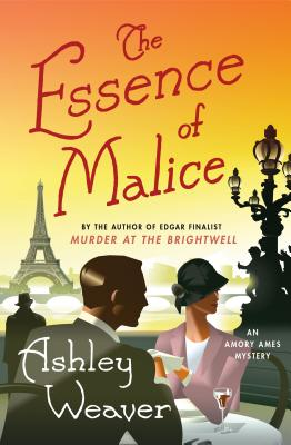 The Essence of Malice: An Amory Ames Mystery cover