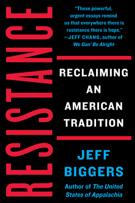 Resistance: Reclaiming an American Tradition Cover Image