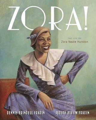 Zora!: The Life of Zora Neale Hurston Cover Image