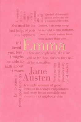Emma (Word Cloud Classics) Cover Image