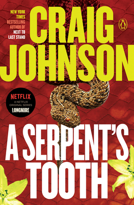 A Serpent's Tooth: A Longmire Mystery Cover Image