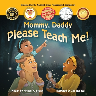 Mommy, Daddy Please Teach Me! Cover Image