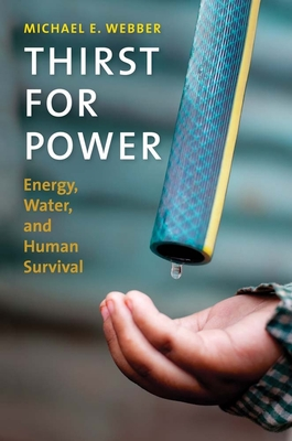 Cover for Thirst for Power
