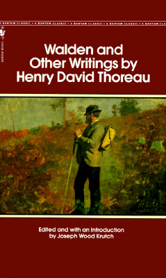 Walden and Other Writings Cover
