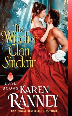 The Witch of Clan Sinclair Cover