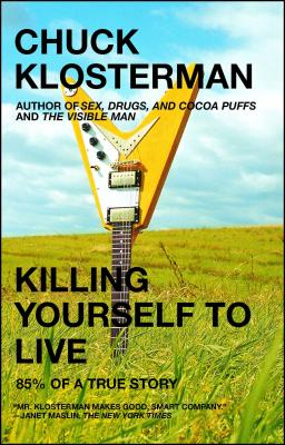 Killing Yourself to Live Cover