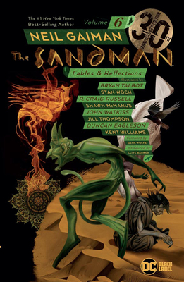 The Sandman Vol. 6: Fables & Reflections 30th Anniversary Edition Cover Image