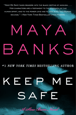 Keep Me Safe: A Slow Burn Novel (Slow Burn Novels #1) Cover Image