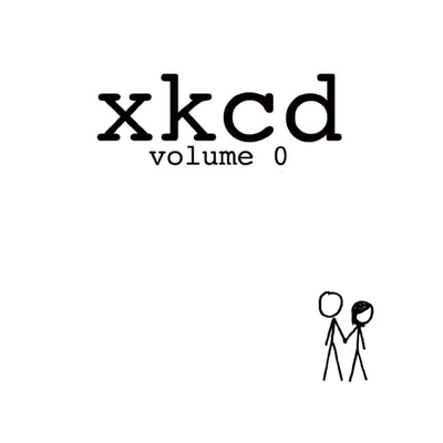 Xkcd: Volume 0 Cover Image