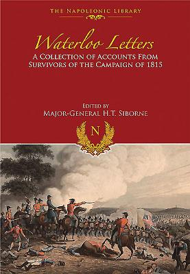 Waterloo Letters (Napoleonic Library) Cover Image