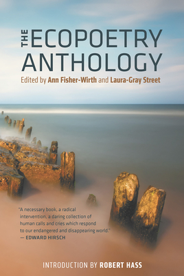 The Ecopoetry Anthology Cover