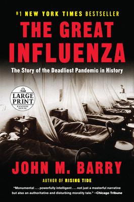 The Great Influenza: The Story of the Deadliest Pandemic in History Cover Image