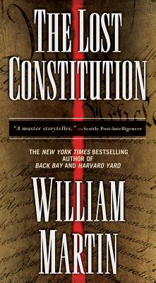 The Lost Constitution: A Peter Fallon Novel (Peter Fallon and Evangeline Carrington #3) Cover Image