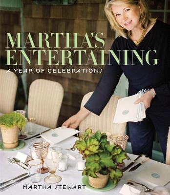 Martha's Entertaining Cover