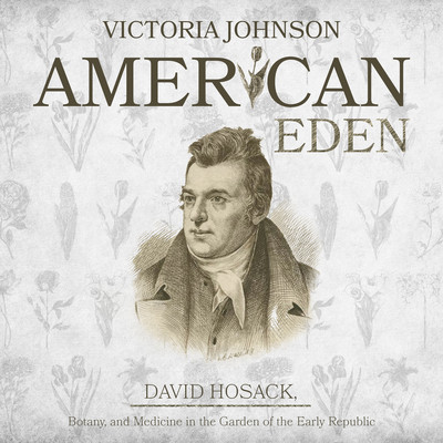 Cover for American Eden