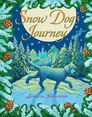 The Snow Dog's Journey Cover