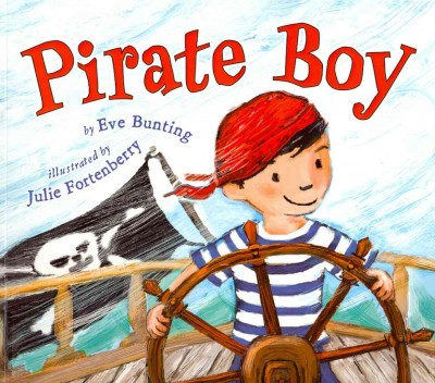 Cover for Pirate Boy