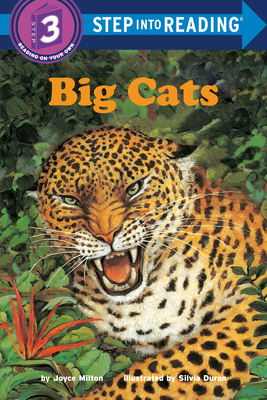 Big Cats (Step into Reading) Cover Image
