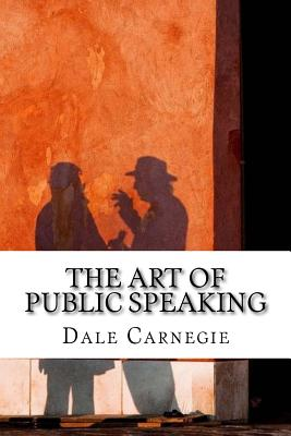 The Art of Public Speaking Cover Image