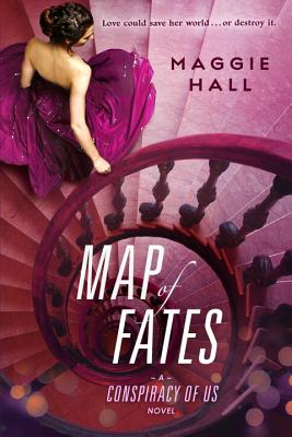 Map of Fates (CONSPIRACY OF US #2) Cover Image