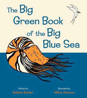 The Big Green Book of the Big Blue Sea Cover