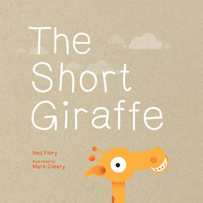 The Short Giraffe Cover