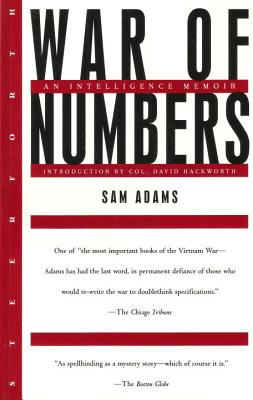 Cover for War of Numbers