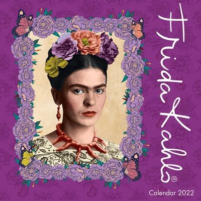 Frida Kahlo Wall Calendar 2022 (Art Calendar) Cover Image