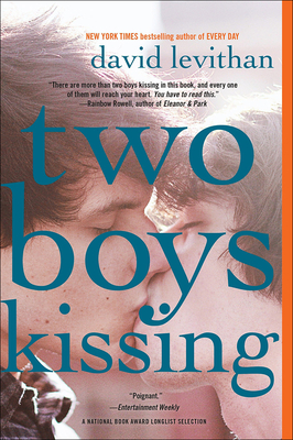 Two Boys Kissing Cover Image