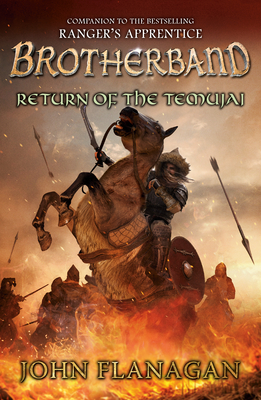 Return of the Temujai (The Brotherband Chronicles #8) Cover Image