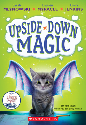 Upside-Down Magic (Upside-Down Magic #1) Cover Image