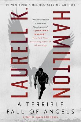 A Terrible Fall of Angels (A Zaniel Havelock Novel #1) Cover Image