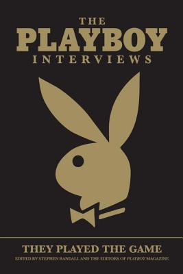 Cover for The Playboy Interviews
