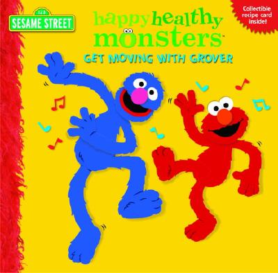 Get Moving with Grover (Sesame Street) Cover