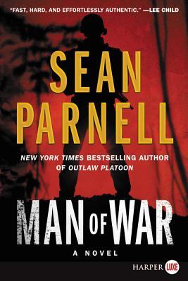 Man of War: An Eric Steele Novel Cover Image