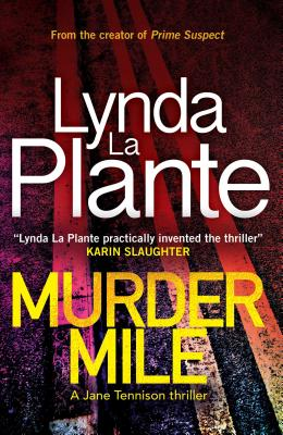 Cover for Murder Mile