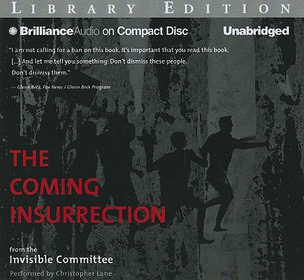 The Coming Insurrection (Intervention #1) Cover Image