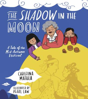 The Shadow in the Moon by Christina Matula